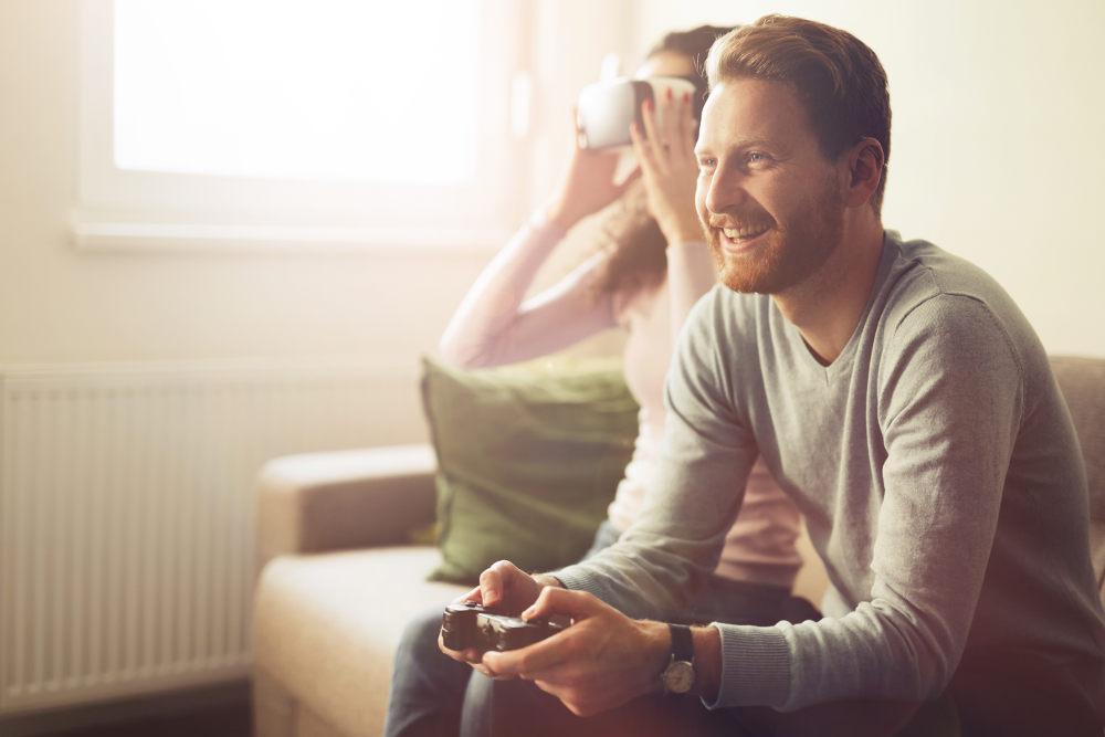 tv per il gaming